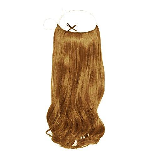 RH Excellence Extension de Cheveux à Enfiler Easy Fit Blond Clair Doré N°27