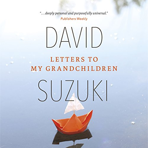 Letters to My Grandchildren audiobook cover art