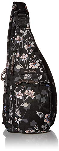 Vera Bradley Lighten Up Mini Belt Bag or Sling, Holland Bouquet