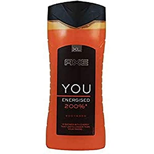 Axe You Energised 200% Duschgel 400ml