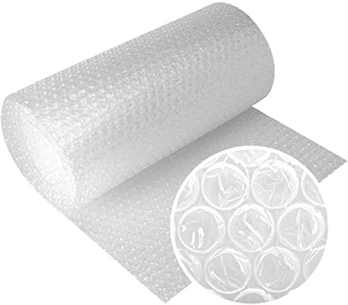 Rollo de plastico burbuja 50 cm x 40 m, ideal para acolchar y amortiguar cualquier producto.