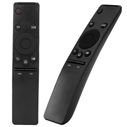 Leyeet Mando a distancia universal Smart TV reemplazo para Samsung BN59 reemplazo curvo QLED 4K UHD uso en casa oficina