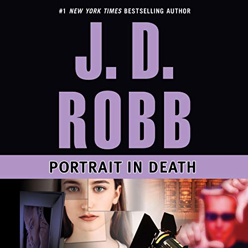 Portrait in Death audiobook cover art