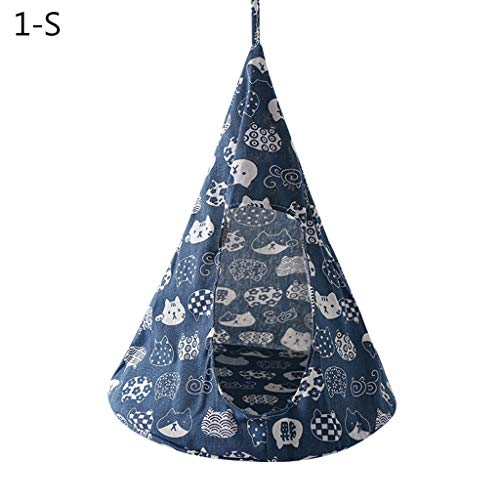 WEYCNCRIUF Strong Hanging Pet Hammock, Comfortable Tent Rest Bed Mat Seat Cushion Pet Perch Toy Shelf Supplies for Cat Kitten Puppy