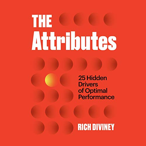 The Attributes Audiobook By Rich Diviney cover art