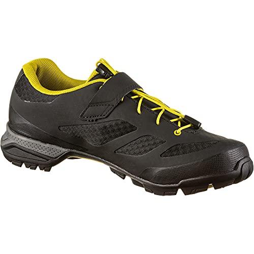 Shimano SH M MTB MT5 T-46, Zapatillas de Ciclismo de Carretera Hombre, Negro (Negro 000), 46 EU