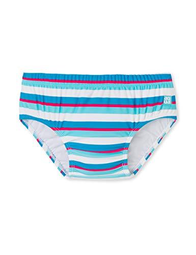 Schiesser Aqua baby slip meisjes zwembroek