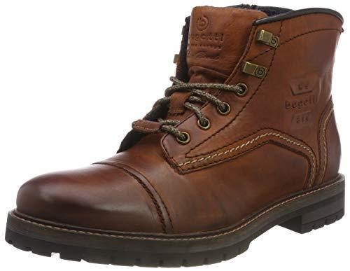 bugatti Herren 321600301000 Klassische Stiefel, Braun, 42 EU
