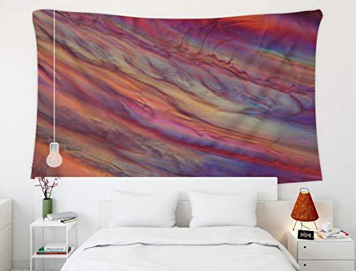 Tapiz de pared colgante, madera reciclada retro, tapiz, tapices para el hogar y el dormitorio D & eacute; cor Vino tinto bajo un microscopio Vino Zinfandel La foto muestra cristales de vin