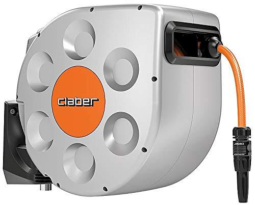 Claber Manguera Automático rotoroll Evolution metros 20completo de accesorios