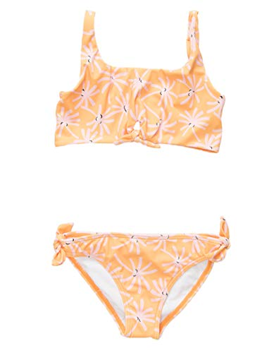 Billabong Girls' Letting Go Tank Set Orange 8
