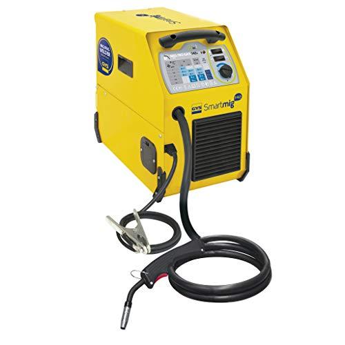 GYS SMARTMIG 142 3.5kVA - Lichtbogen-Schweißmaschinen für Gleich- und Wechselstrom (MIG (GMAW), 3,5 kVA, 50/60, 240 mm, 420 mm, 380 mm)