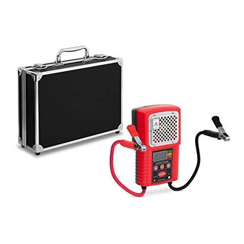 Steinberg Systems SBS-BT-612 Autobatterie Tester digital 6 V / 12 V Autobatterie Tester Batterietester Batterietestgerät 40-200 Ah > 10 s Testzeit LCD-Display