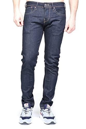 Pepe Jeans Herren Jeans Pepe Jeans, Blau (12Oz Clean Twill Denim Bb6), 36W / 34L
