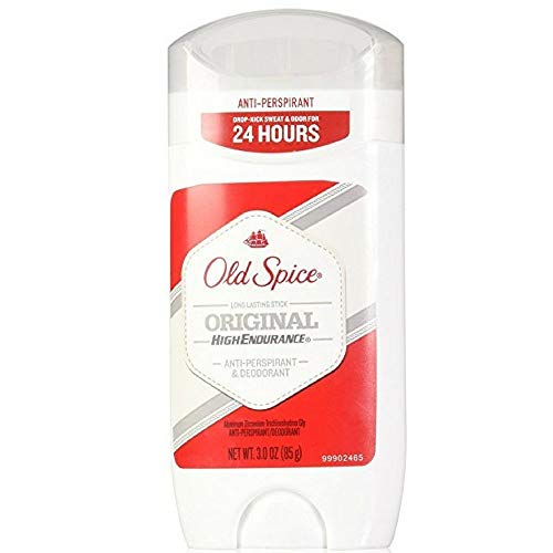 Old Spice High Endurance Anti-Perspirant & Deodorant, Original 3 oz (Pack of 3)