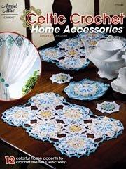 Celtic Crochet Home Accessories (8755831) (Annie's Attic 875583)