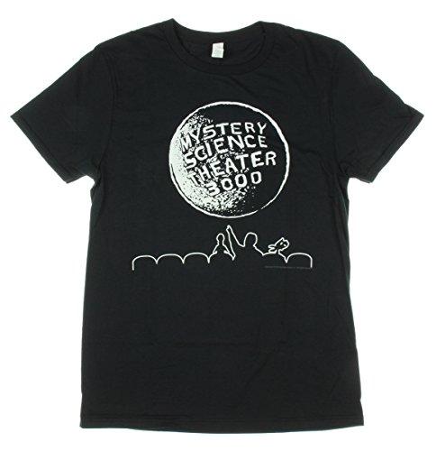 Mystery Science Theater 3000 Logo T-Shirt (Medium)