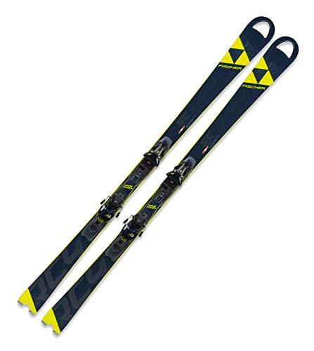 Fischer Ski RC4 Worldcup SC RT 165cm Modell 2020 + Bindung RC4 Z12 Powerrail