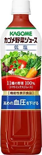 野菜ジュース 低塩 720ml×15本 PET