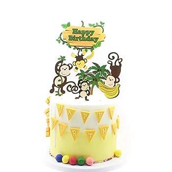 Best monkey birthday cake Reviews