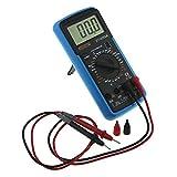 WY-YAN Dt9205a HFE del multímetro digital LCD AC/DC amperímetro Resistencia capacitancia transistor probador de diagnóstico-herramienta con punta de sonda Preciso