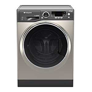 Hotpoint RD966JGD A Rated Freestanding Washer Dryer – Graphite