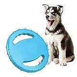 SKRTUAN - Frisbee e e dischetti per cani, medi e grandi dimensioni, giocattolo interattivo per nuotare all'aria aperta