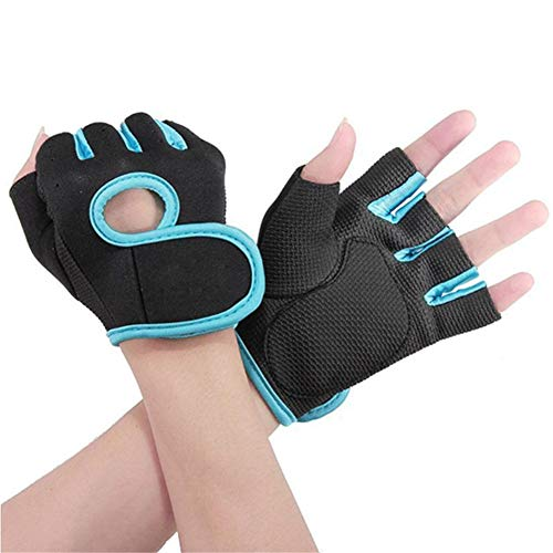 Qiyun heren handschoenen voor motorfiets of biki, handschoenen voor heren tot middelgroot, antislip, voor fitness, poort, fitness, training