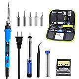 Soldering Iron Kit for Electronics,Olerqzer...