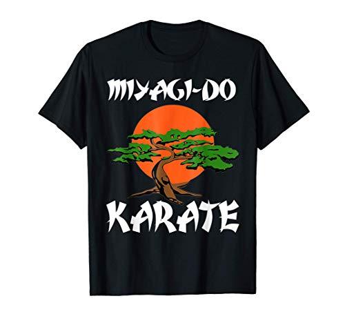 Vintage New Miyagi-Do Karate Cool Bonsai Tree Gift youth T-Shirt