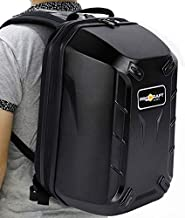 ProCraft Waterproof Hard Case Carry Backpack for DJI Phantom 4, 4 Pro, 4 Advanced, 3 Professional, 3 Advanced, 3 Standard, 3 4K Quadcopter Drone and Accessories