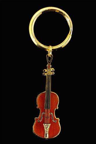 Stradivarius Violin Key Chain