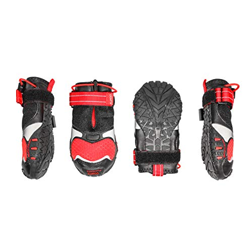 Kurgo Blaze Cross Dog Shoes | Winter Boots...