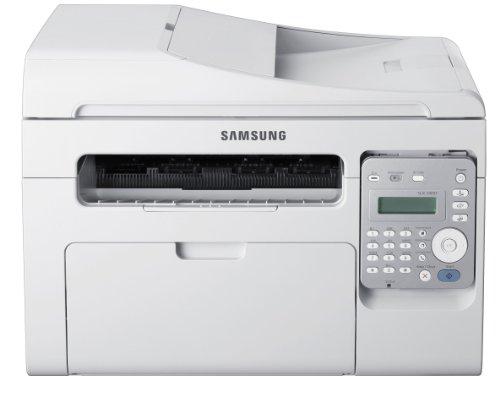 Samsung OA SCX-3405F Multifunktiosgerät (Scanner, Kopierer, Drucker, Fax, 1200x1200dpi, USB 2.0)