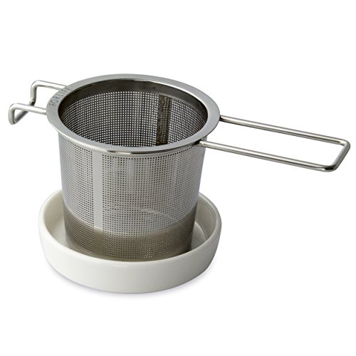 Review Of FORLIFE Extra-fine Tea Infuser and Dish Set