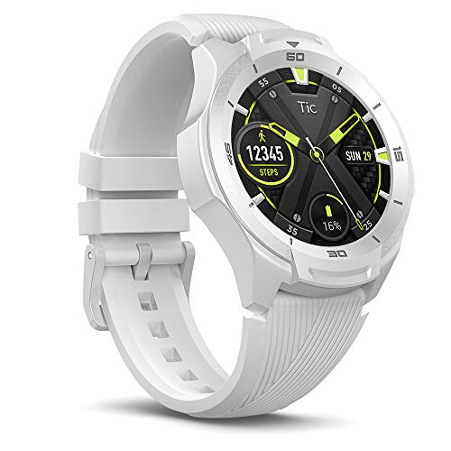 "Ticwatch S2 Smartwatch 1.39"" AMOLED Wear OS"