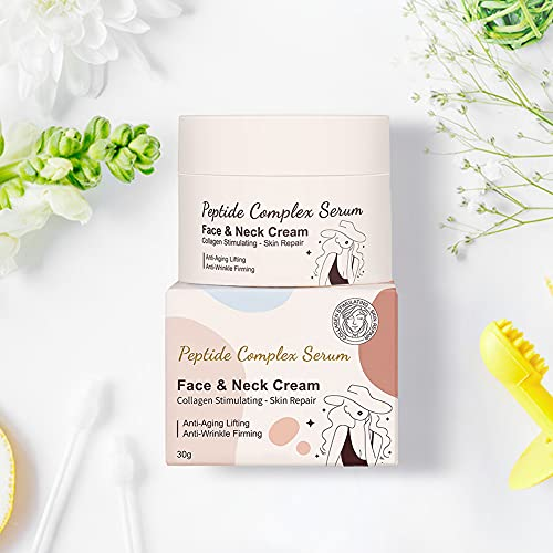 Kybbe Face Moisturizing Cream Anti-wrinkle Cream Polypeptide Facial Repair Line Fine Face Essence Facial Car