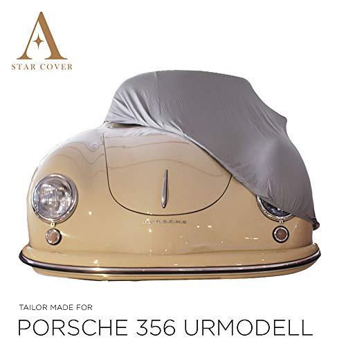 Telo COPRIAUTO da Interno su Misura per Porsche 356 URMODELL | Grigio GARAGECOVER | vestibilità Perfetta E Cover su Misura | Consegna Rapida