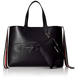 Tommy Hilfiger Cabas Avec Signature Brodée Iconic