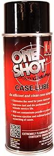 Hornady 99913 One Shot Spray Case Lube (14 fl oz Aerosol),Silver