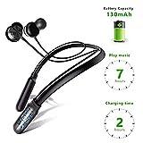 Freckle Probass Bluetooth Earphone Wireless Headphones Sports Stereo Music, Sweatproof & Waterproof, Jogger,Running