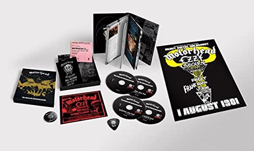 No Sleep 'Til Hammersmith (40th Anniversary Box Set)