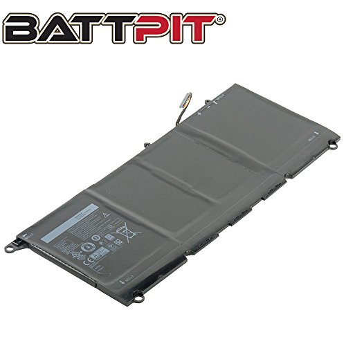BattPit Laptop Battery for Dell 5K9CP 90V7W DIN02 JD25G JHXPY XPS 13-9343 or 13-9350 Only [42Wh]