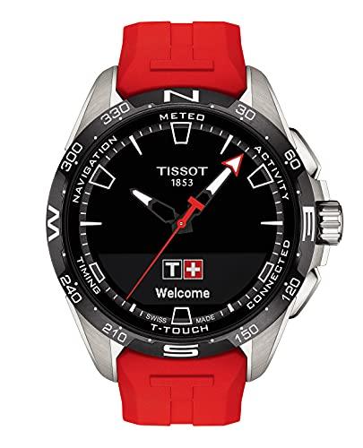 Tissot T-TOUCH CONNECT T121.420.47.051.01 Smartwatch