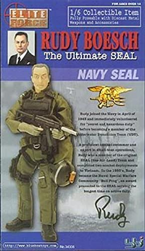 1 6 Elite Force - Navy Seal `Rudy Boesch`