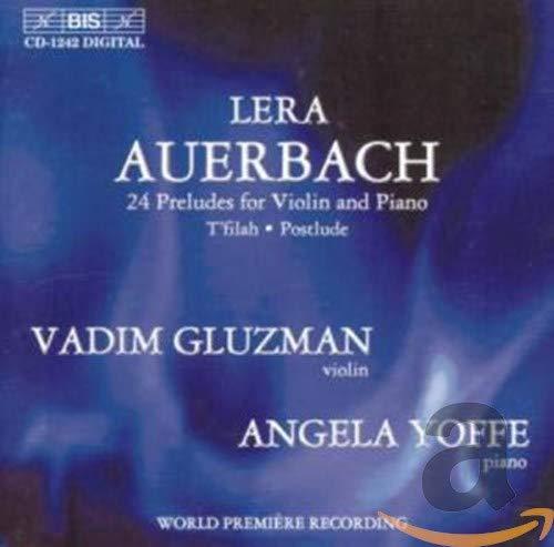 24 Präludien Für Violine und Klavier