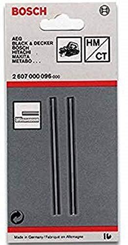Bosch Professional Hobelmesser für Handhobel (2 Stück, 35°)