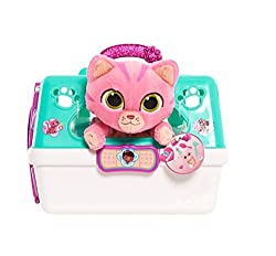 Doc McStuffins Pet Vet kit with cat