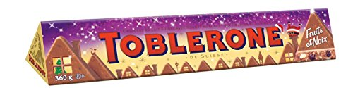 Toblerone Fruit & Nut Chocolates 360G