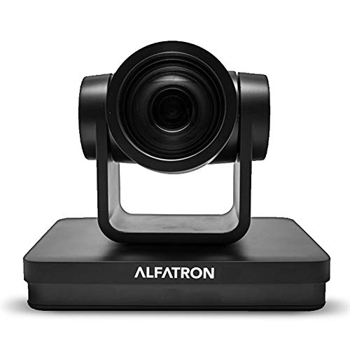 of usb dcs leading brands only Alfatron ALF-20X-SDIC HD 1080p PTZ Camera with 20X Zoom Lens, Zoom Compatible, Video Streaming, Perfect for Boardrooms, Conferences, & Houses of Worship